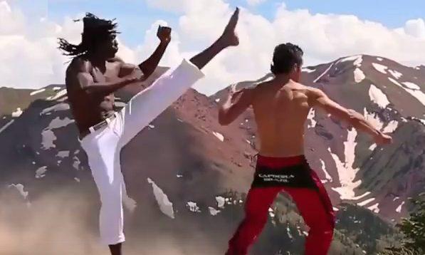 Capoeira, Brazília