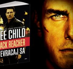 Lee Child, Jack Reacher