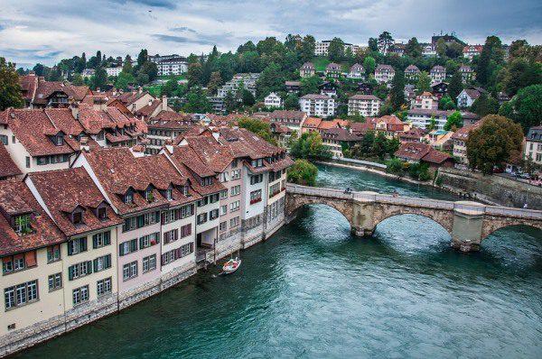 Švajčiarsko, Bern