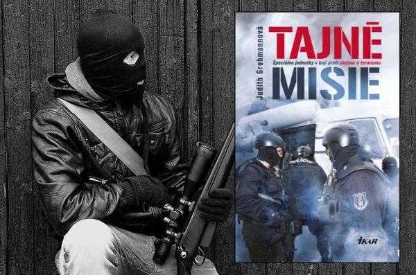 Tajné misie kniha
