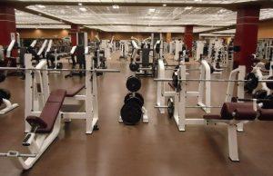 telocvičňa