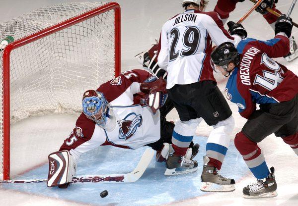 Ľadový hokej, zámorské kluby