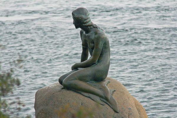 Malá morská víla, Kodaň