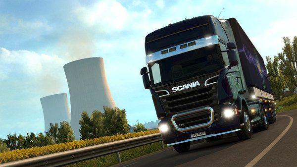 Euro Truck Simulator 2 Viva La France