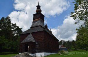 Kostol Skanzen Stará Ľubovňa