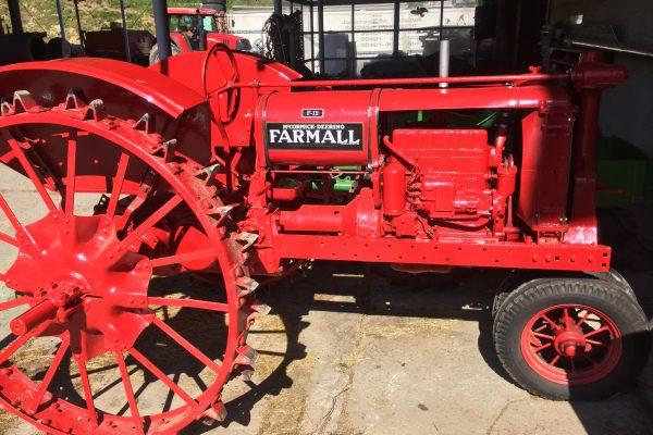 McCormick Farmall F12