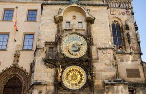 Pražský orloj na radnici