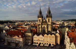 Staromestské námestie v Prahe