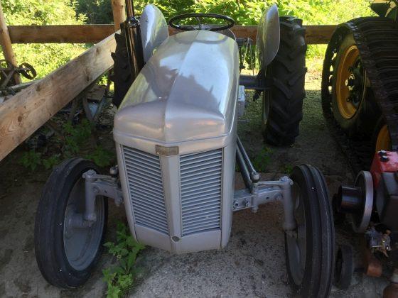 Traktor Ferguson TE20