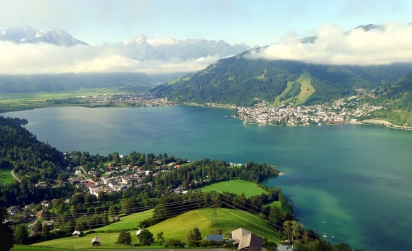 Zell am see, Rakúsko