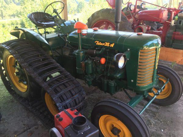 Zetor 25A traktor