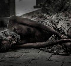 Chudoba a hlad