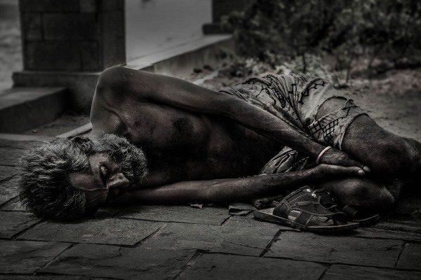 Chudoba a hlad, ako dlho vydrží?