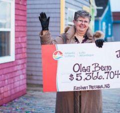 Olga Beno lotéria