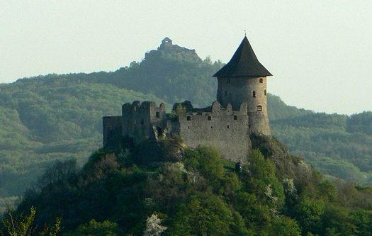 Šomoška hrad