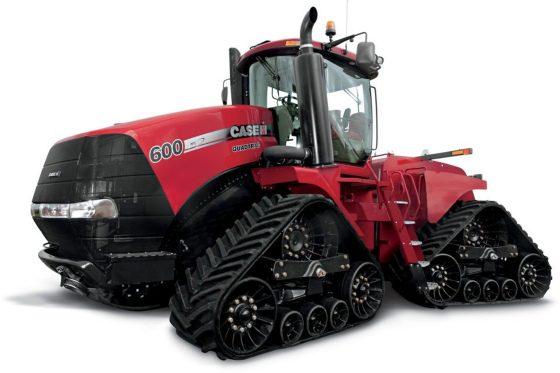 Steiger CASE IH traktor 600 koní