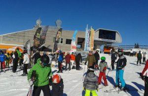 Stuhleck, Spital am Semmering lyžovačka