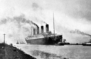 RMS Titanic, wiki
