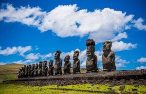 Sochy na Veľkonočnom ostrove