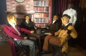 výstava figurín