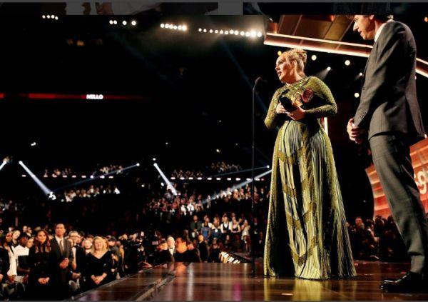 Odovzdávanie cien Grammy