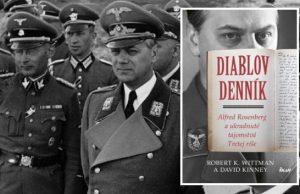 Alfred Rosenberg a Diablov denník kniha