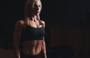 Fitness žena