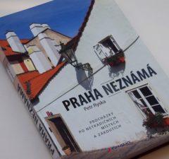 Praha neznámá, kniha Grada