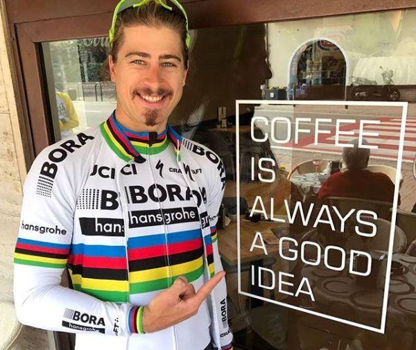 Cyklista Peter Sagan