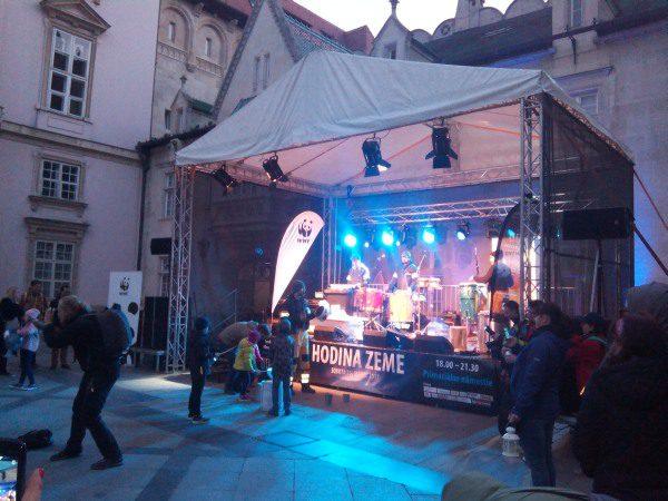 Hodina Zeme, Bratislava 2017
