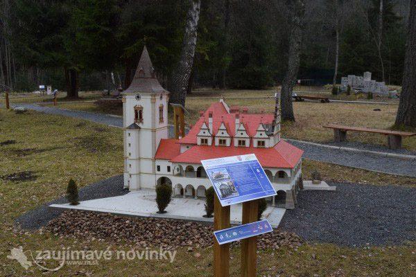 Mini slovensko muzeum miniatur