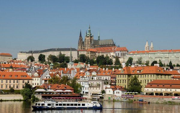 Praha a pražský hrad