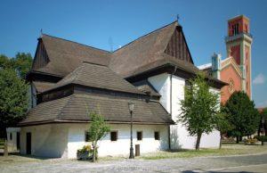 Drevený artikulárny evanjelický kostol Kežmarok