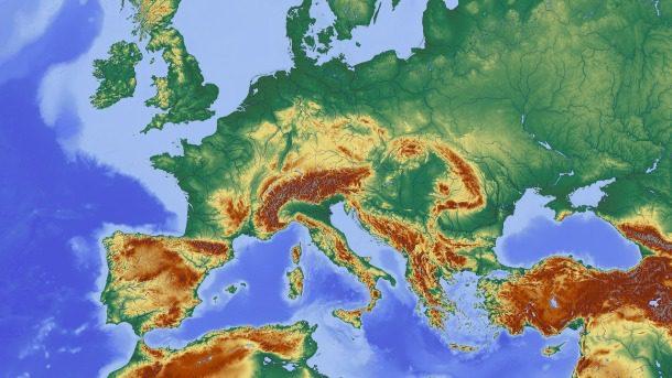 Najkrajšie jazyky na svete, krajiny a mapa