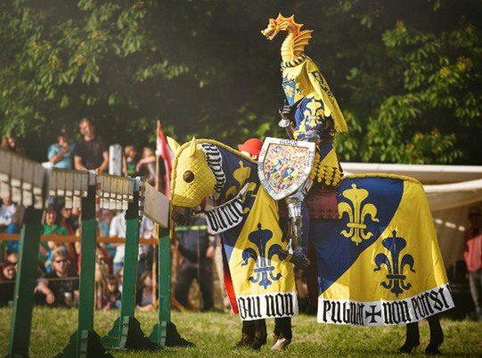 Stredoveké dni v Hlohovci, stredovek a historický festival