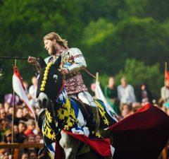 Rytieri a historický festival