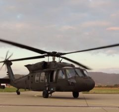 Black Hawk vrtuľníky na Slovensku