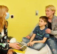 Jarka Hargašová a Malý Gabko, hľadá sa darca kostnej drene