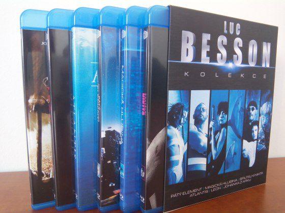 Luc Besson filmy