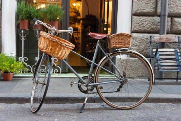 bicykel v meste, city bicykel