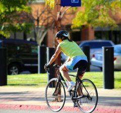 Cyklistika v meste