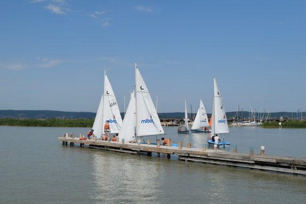 Neusiedl am See, Rakúsko a Neziderské jazero