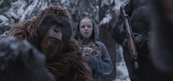 Vojna o lanétu opíc, premiéra filmu