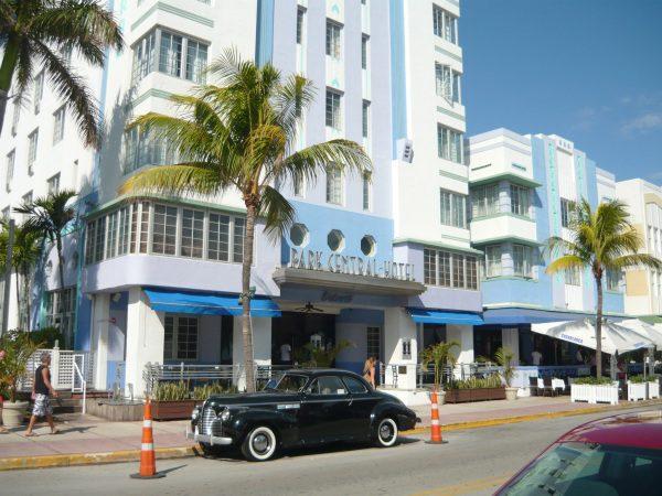 Art Deco, Miami Beach