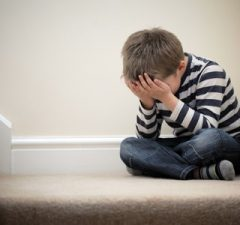 Dieťa, rozvod a frustrácia