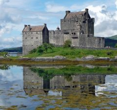 Slávna budova Škótska, Eilean Donan