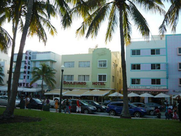 miami beach Boulevard