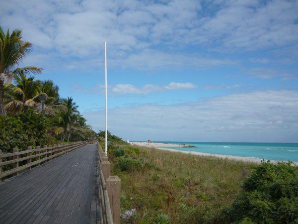 Miami Beach Pláž