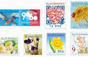 Poštové známky Slovensko