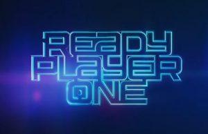 Film Ready Player One - logo filmu, réžia Steven Spielberg